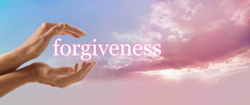 Forgiveness is a One-Way Street