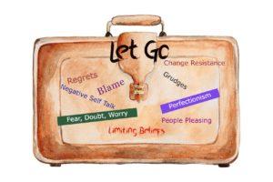 Let go of Heavy Baggage
